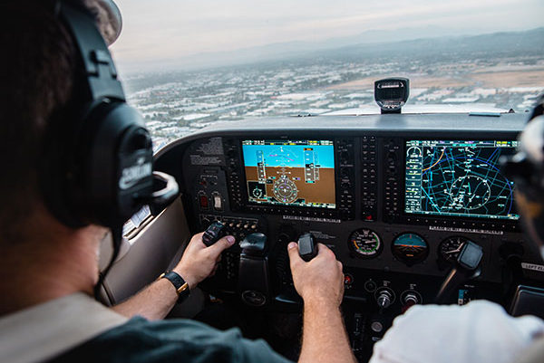 Learn to Fly at Channel Islands Aviation