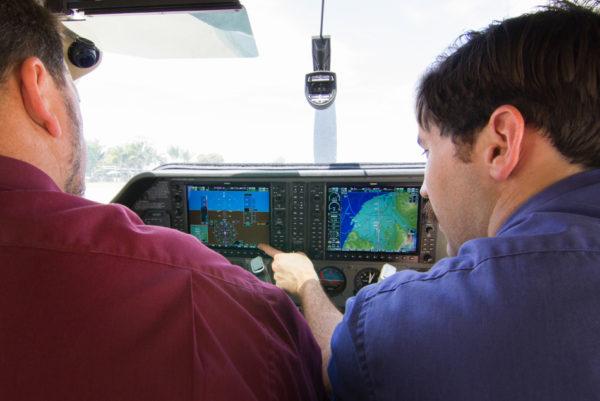 International Flight Training Students